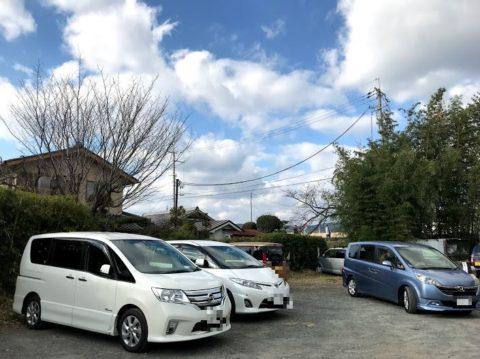 阿久刀神社_駐車場