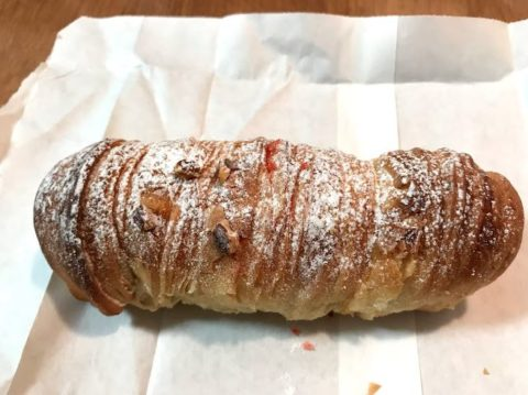 サニーサイド‗あまおう苺とホワイトチョコのクローネ